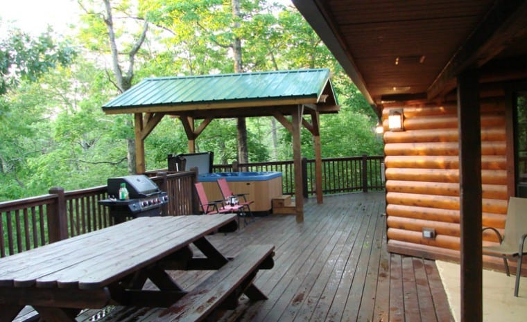 Broken Bow Lake Cabin Rentals 187 Top Notch Lodge