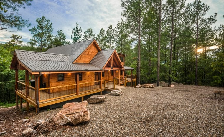Broken Bow Lake Cabin Amazing View