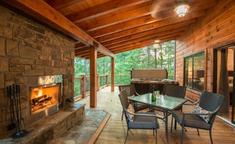 Broken Bow Lake Cabin Rentals | » Crystal Ridge Spa Cabin