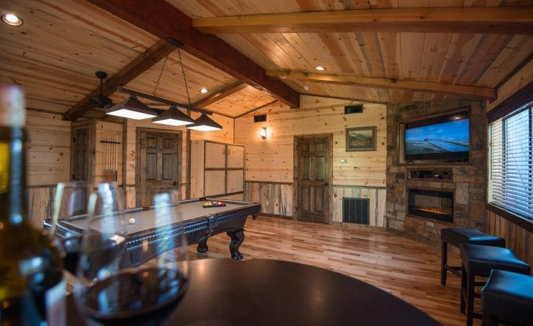 Broken Bow Lake Cabin Retreat