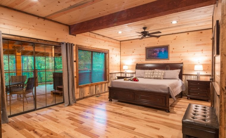 Broken Bow Lake Cabin Romantic