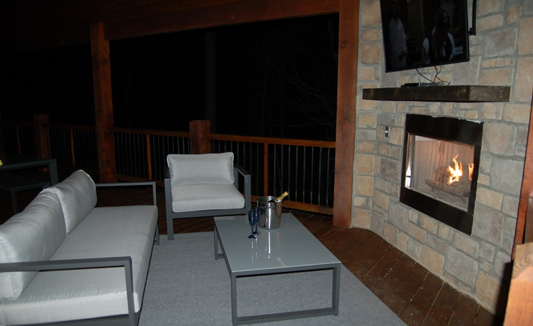 Easy Living Back Deck 2