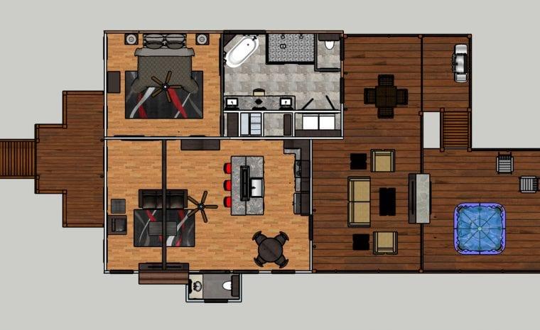 6 Spruce_Floor Plan